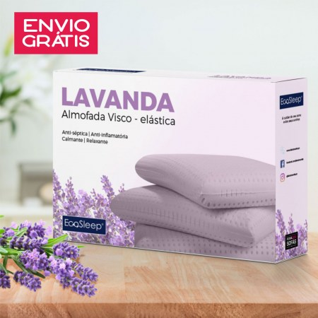 Ecosleep Aromaterapia Lavanda